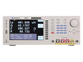 经济型 LCR (电桥) 测试仪6367