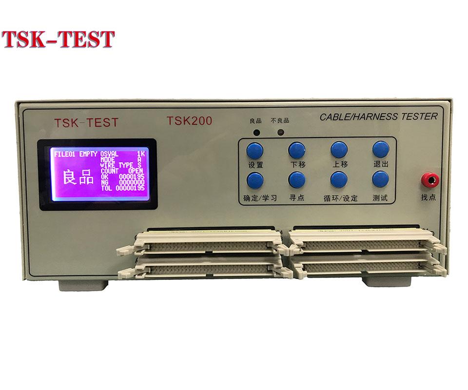 腾斯凯tsk200线材测试仪